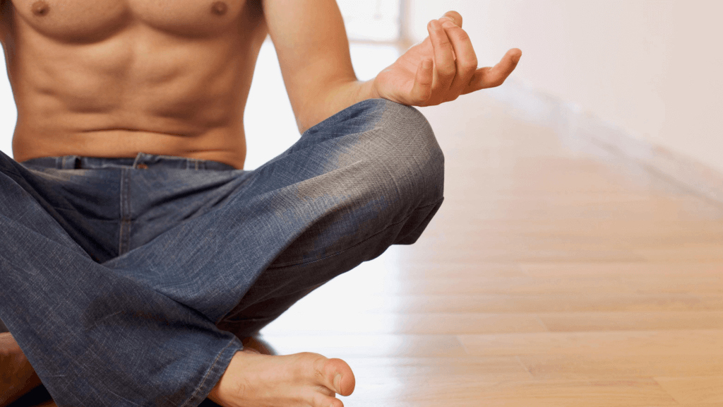 count Yoga sperm