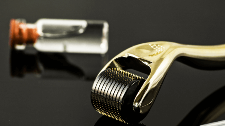 The Easiest Way to Clean Your Derma Roller | Man Matters